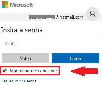 entrar no hotmail