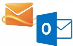 Como sincronizar o Outlook e o Hotmail no Gmail?