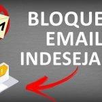 Quais são os e-mails indesejados do Hotmail?